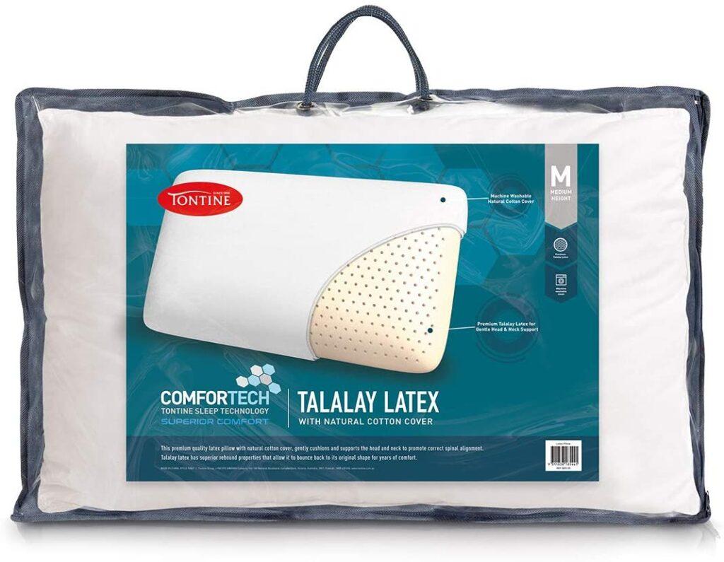 Tontine Comfortech Talalay Latex Pillow