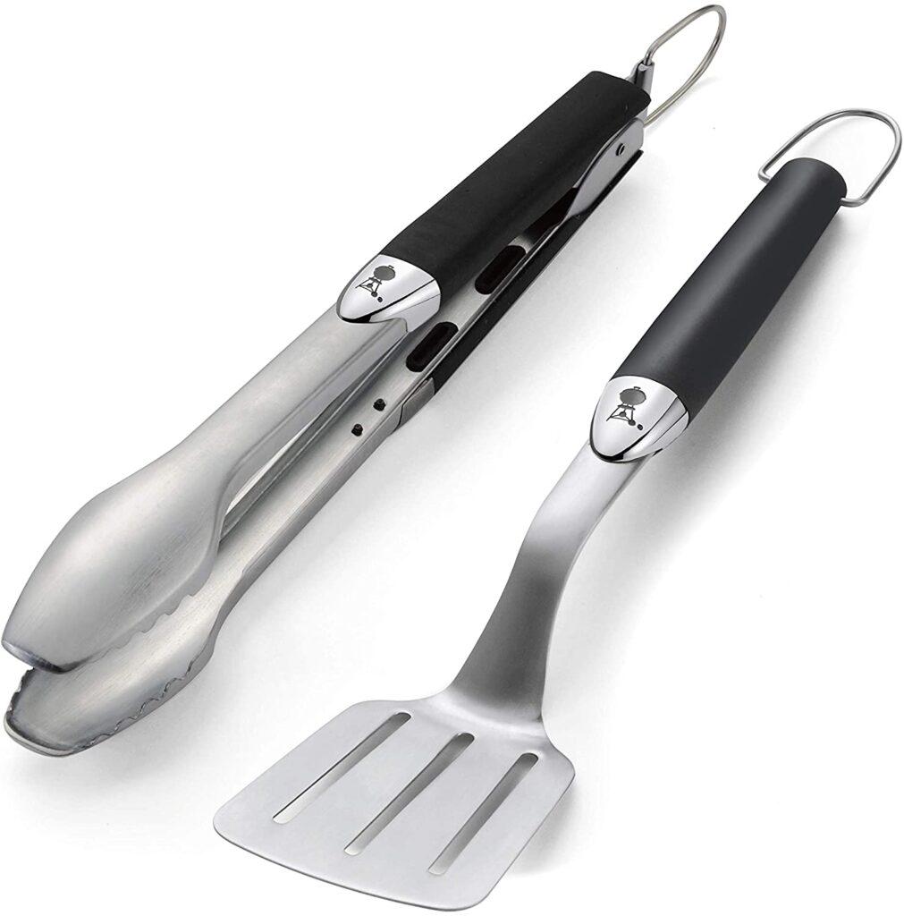 Weber Black Premium Tool Set